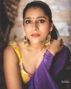 Anchor Rashmi Gautam Latest Saree Photoshoot Stills Gallery Bollywood Actress Hot, Beautiful Bollywood Actress, Indian Film Actress, Indian Actresses, Tamil Actress, Close Up, Hollywood Actress Name List, Saree Photoshoot, Hollywood Heroines