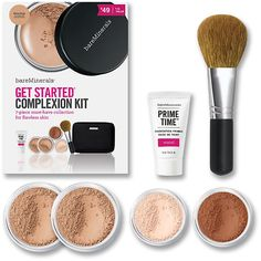Get Started Complexion Kit   Makeup Collection   bareMinerals
