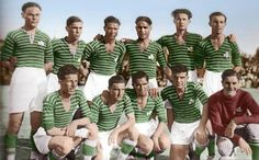 The champion team of Panathinaikos Retro Football, Football Kits, Sports Clubs, Old Photos, Rugby, My Eyes, Champion, 1930, Culture
