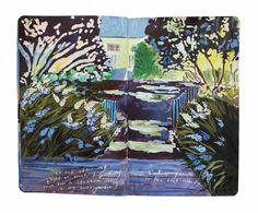 Christina's Garden by Missy Dunaway