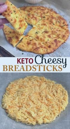 4 Ingredient KETO Cheesy Garlic Breadsticks Recipe Looking for low carb snacks? This quick and easy keto recipe is great for beginners, and always a hit. It's a great snack, salad or soup companion, or even meal! And it's almost zero carb! Low Carb Diets, Healthy Low Carb Recipes, Ketogenic Recipes, Low Carb Food, Easy Keto Recipes, Carb Free Snacks, Low Carb Pizza, Keto Foods, Low Carb Desserts