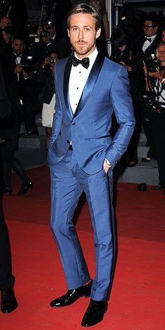 2016 New Arrival Fashionable Two Button Blue Groom Wear Wedding Formal Suits Men's Dresses Groomsman Tuxedo (Jacket+pants+tie) Smoking Azul, Groomsmen Tuxedos, Blue Tuxedos, Blue Groomsmen, Groom Suits, Groom Tuxedo, Tuxedo Suit, Tuxedo Jacket, Wedding Men