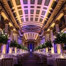 The Lower Library Is A Suitable Formal And Elegant Venue For Wedding Ceremony Unusual Venues In Edinburgh Scotland