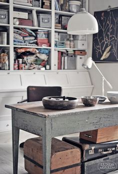 Working place I heart Interior Styling, Interior Design, Dream Decor, Modern Classic, Home Bedroom, Cottage Style, Home Office, Interior And Exterior, Furniture Design