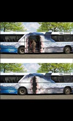 Awesome bus design! - Imgur