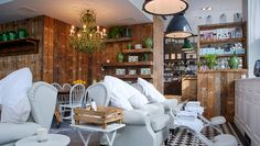 Cowshed Spa Shoreditch House in Hackney, Greater London