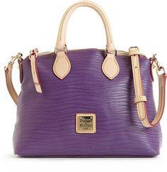 ShopStyle: Dooney & Bourke Handbags, Crossbody Satchel
