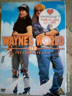 Dvds For Sale, Wayne's World, Comedy, Film, Box, Movie Posters, Movie, Snare Drum, Film Stock