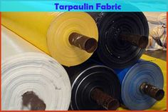Tarpaulin Fabric are manufacture, Exproter and Supplier HDPE Tarpaulin . We are 100 % Water-proof, Light in weight, simple to grip, simple to fresh & crinkle stitch less joints, Tear proof, Shrink-proof, Rot-proof. All conditions resistant & unaffected by chemicals. HDPE plastic eyelets on all corners and sides at every interval of approximate tarpaulins are hemmed with best quality .