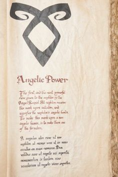 Angelic Power Rune :)
