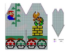 Mario mittens. These will also happen. Eventually.
