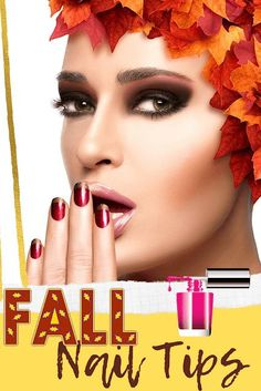 Top Fall Nail Tips By Barbies Beauty Bits#fallbeauty #fallnailpolish #fallnails #nailtips #manicure Beauty Makeup Tips, My Beauty, Beauty Care, Beauty Women, Beauty Hacks, Hair Beauty, Fall Nail Polish, Dry Nails, Nails At Home