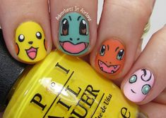 Pokemon Nail Art 2 copy (1)