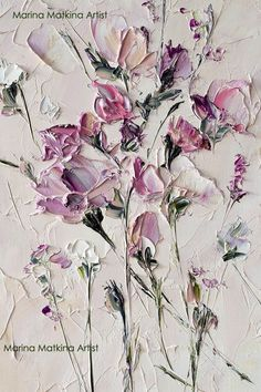 Items similar to Dusty Dusky Pink Roses Original Oil Painting on Canvas Morning Fog Garden Landscape Vertical Wall Decor Home Cottage Main Room Palette Knife on Etsy Oil Painting Flowers, Abstract Flowers, Oil Painting Abstract, Watercolor Art, Oil Painting Texture, Flower Paintings, Oil Paintings, Guache, Painting Inspiration