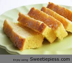 Sweetie Pie's  Pound Cake Recipe