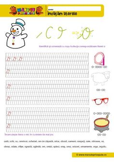 O Archives - Manute Pricepute Homework Sheet, Cursive Letters, School Games, Worksheets For Kids, Stories For Kids, Alphabet, Activities, Reading, Anubis