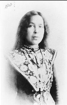 Maude Paul - Maliseet - 1893