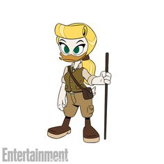 7 Characters We Can't Wait to See in Disney XD's New DuckTales