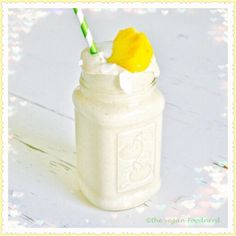 Pina Colada Smoothie with Chiaseeds
