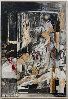 Carolee Schneeman, Quarry Transposed—Portrait of N, 1960