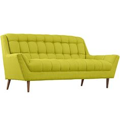 Modern Contemporary Fabric Loveseat  Green Fabric *** Find out more about the great product at the image link.