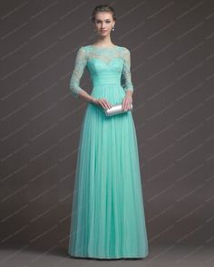 Aliexpress.com : Buy Cap Sleeve V Neck Pink Long Evening Dress Beading Chiffon See Through Back Lace Formal Evening Gowns Party Evening Elegant 2015 from Reliable Evening Dresses suppliers on Suzhou Babyonline Dress Store   Alibaba Group