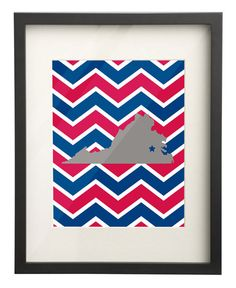 University of Richmond Virginia State Map by PaperFrecklesCampus, $15.00 Use: PIN10 for 10% OFF!
