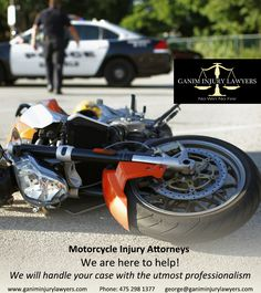 Motorcycle Injury Attorneys  We are here to help! We will handle your case with the utmost professionalism.