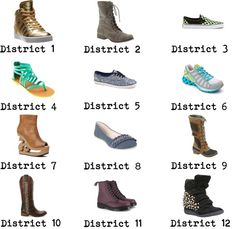 """thg district shoes"" by music-fashion-1998 on Polyvore"