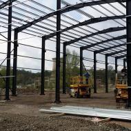 Warehouses, Steel Structure, Metal, Dune, Steel Frame, Metals