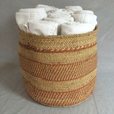 Nice Iringa baskets from Tanzania look at my webshop www.outofafricainteriors.nl