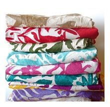 the loaded trunk - mexican coverlets
