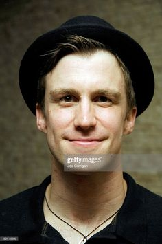 Actor Gavin Creel attends the cast of 'Hair' portrait unveiling at Tony's di Napoli on August 6, 2009 in New York City.