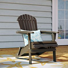 Found it at Wayfair - Cuyler Adirondack Chair