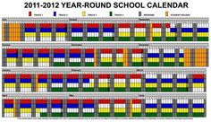 Year Round Schools - how do they work?