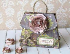 Ribbons & Glue: Handmade Flowers...