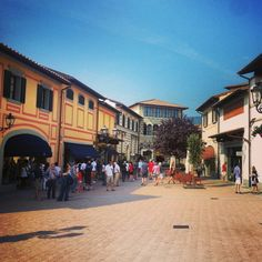 Outlet Shopping near Florence, Italy | Florence, Outlets and Italy