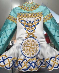 **Eliza Anne Irish Dress Designs**Irish Dance Solo Dress Costume**