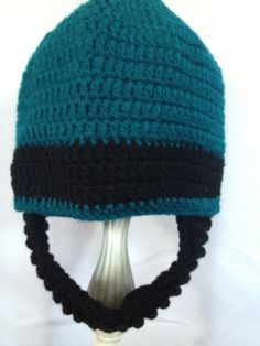 8fdf29ba019 Crochet hats kids handmade yarn babies etsy present newborn babyshower  cosplay geeky funny costume character · A personal favorite from my Etsy  shop ...