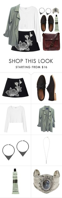 """""""like we're all gonna make it"""" by dosdudettes ❤ liked on Polyvore featuring Gap, Monki, Jack Vartanian, French Connection, Aesop, Topshop, Campomaggi and kitchen"""
