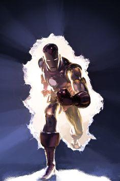 Iron Man - Gerald Parel