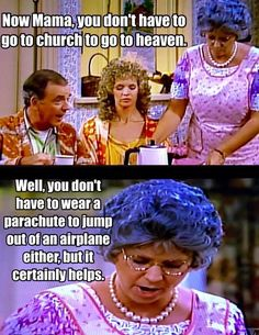 I really like this example of why u should go to church. -- SDA, Seventh Day Adventist, Christian humor, so true
