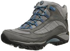 Go exploring in the great outdoors in the 'Siren Waterproof Mid Leather' from Merrell.....