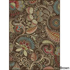 Caprice Transitional Area Rug (8' x 10') - Overstock Shopping - Great Deals on Alise Rugs 7x9 - 10x14 Rugs