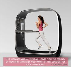 Ultimate virtual treadmill