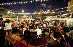 Night of Joy Brooklyn Bi-level bar