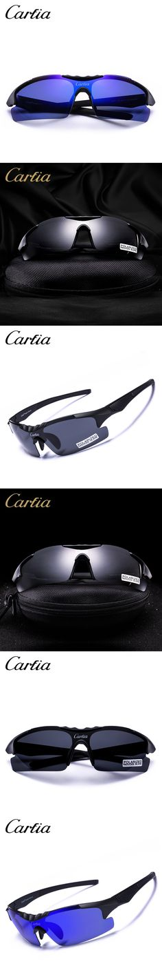 Carfia Sunglasses Womens Mens Driver Driving TR90 Sports Polarized Sunglasses gafas Unbreakable Frame for Baseball Fishing CA031