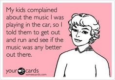 How do ya like that music? haha