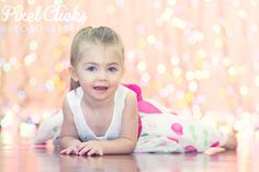 How To | Bokeh Photography Backdrop + 9 More DIY Backdrop Ideas « Diy « Marvelous Mommy