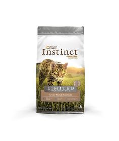 5.5 LB, Healthy Omega 3 and Omega 6 Fatty Acids, Turkey Meal Formula Dry Cat Food ** You can find out more details at the link of the image. (This is an affiliate link) #CatFood